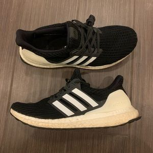 Adidas ultra boosts mens 7 / womens 9